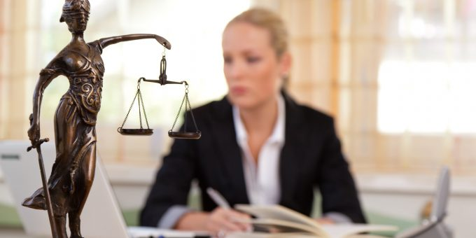 A Criminal Defense Lawyer